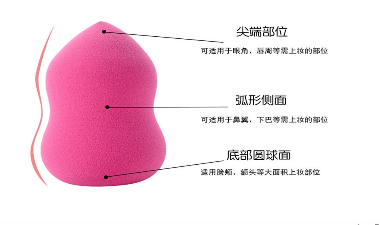 美妆蛋有什么作用?教你如何清洗美妆蛋
